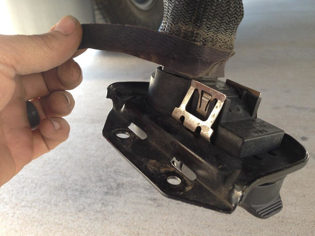 Diy Trailer Harness Relocate Toyota Tundra Forum Light Wiring 4 Way Wire Flat Connector Boat