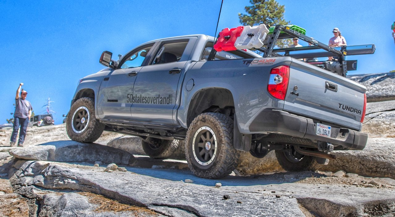 Kb Voodoo Premium Bed Rack For Tundras Page 6 Toyota