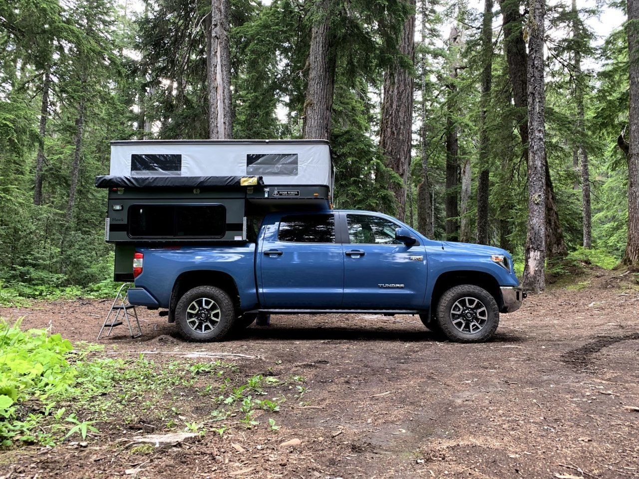 The Fundra 2018 Tundra Four Wheel Hawk Toyota Tundra Forum