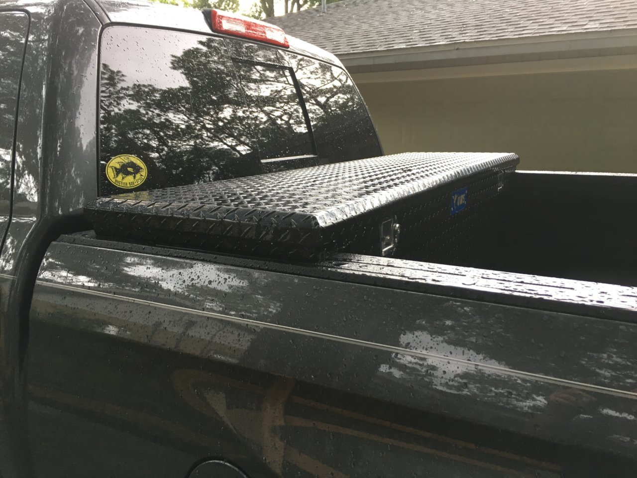 Best Option For Tonneau Cover With Toolbox Toyota Tundra Forum