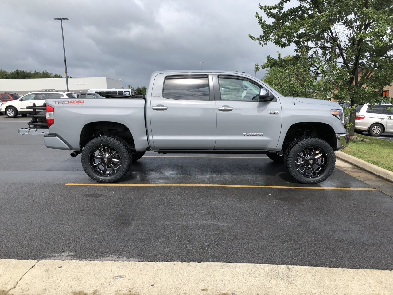 Fender Flares Or No Flares Opinions Wanted Toyota Tundra Forum