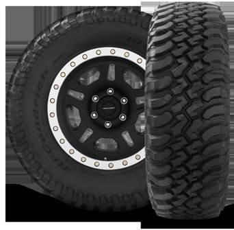 Tundra A T And M T Tire Options Let S Hear Your Reviews