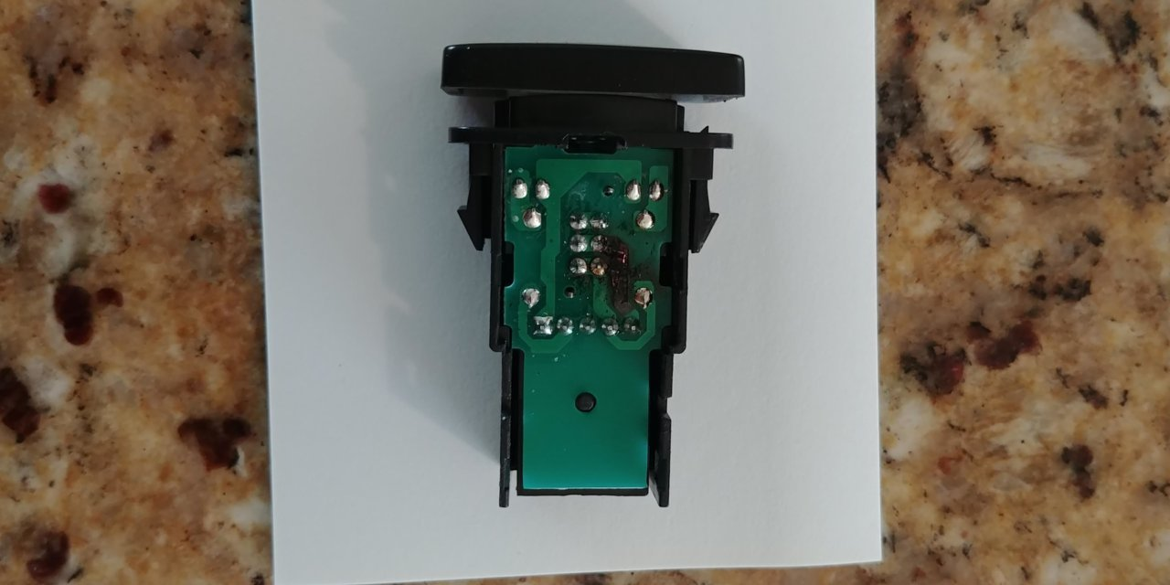 Wiring Help Needed For Led Bar Toyota Tundra Forum Lund Light Diagram Any Suggestions Burnt Switch