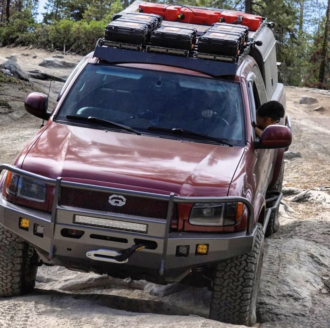 Roof Rack Basket Toyota Tundra Forum