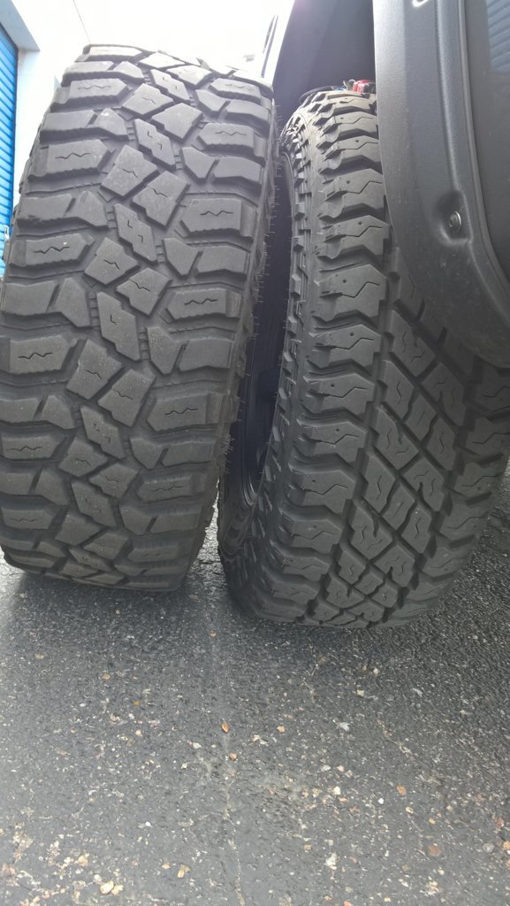 St Maxx Vs Ko2 >> matluth's 07 Build Thread Begins (sort of) | Page 48 | Toyota Tundra Forum