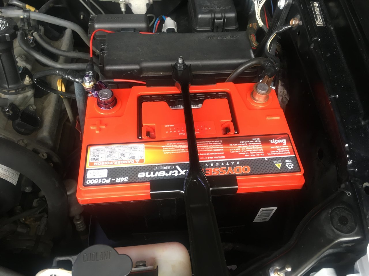 What was your OEM Battery Replacement? | Toyota Tundra Forum