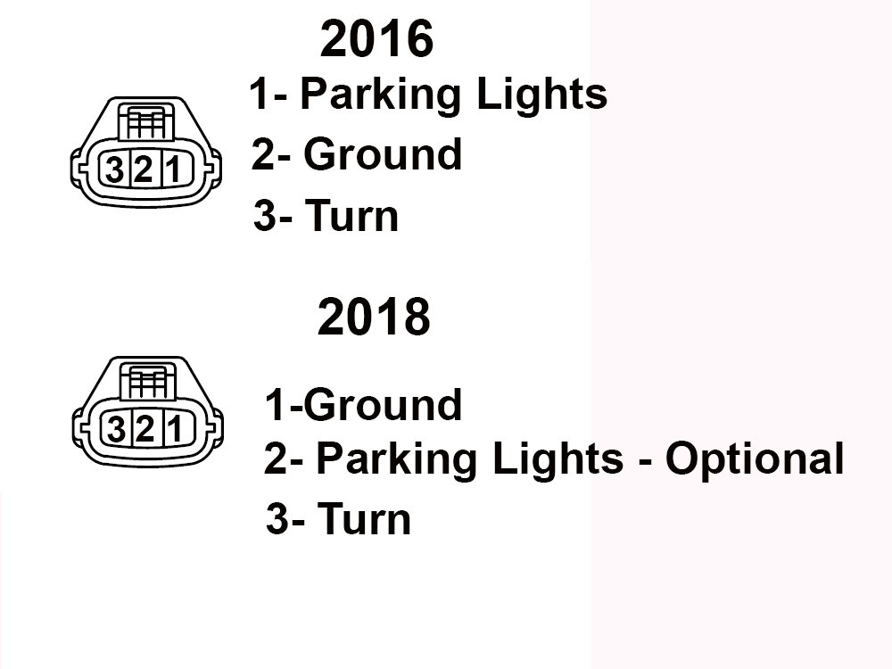 2018 Tundra Led Headlight Wiring Info With Diagrams Toyota Rhtundras: Headlight Plug Wiring Diagram At Gmaili.net