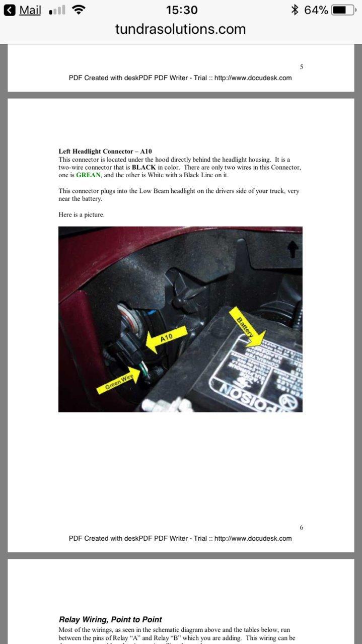 Drl Help Toyota Tundra Forum 2008 Wiring Diagram Lights E3e726fa 2b1c 47b9 Ac6d 8894f18152ed