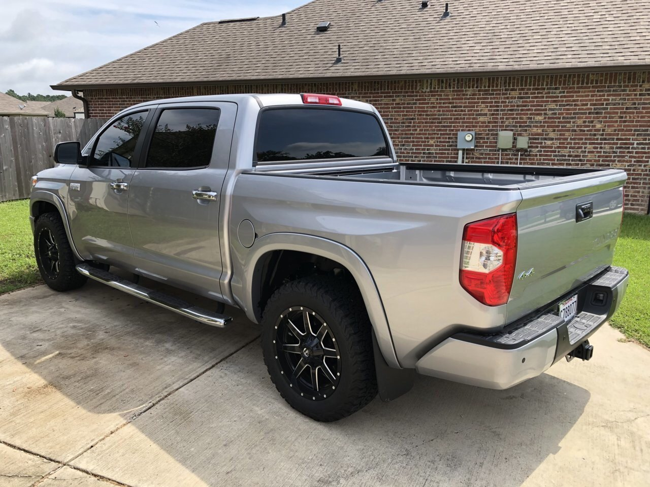 What Fender Flares Are These Toyota Tundra Forum