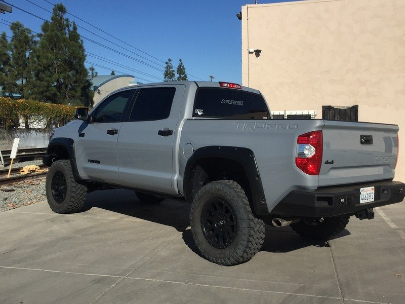 Pelfrey's 3rd Gen Build | Toyota Tundra Forum