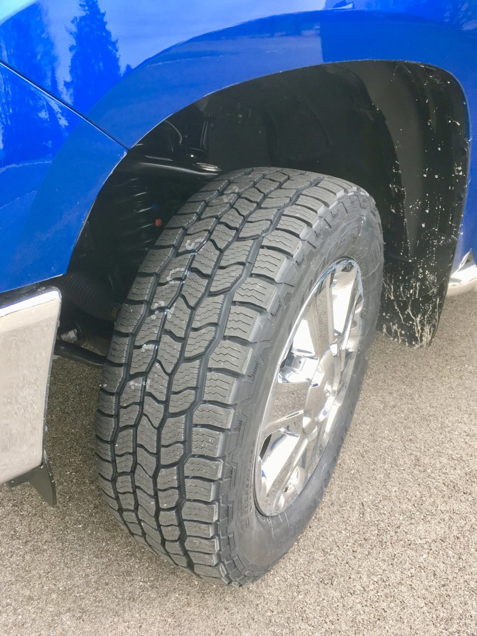 Toyota Tundra Double Cab >> NEW SHOES - COOPER DISCOVERER AT3 4S | Toyota Tundra Forum
