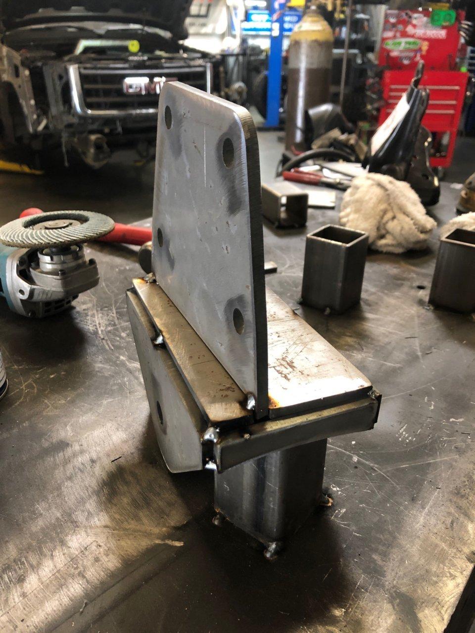 American Automotive Tundra 1-2 Rear Suspension Lift U Bolts 4PCS 10 Extra Long OEM Material