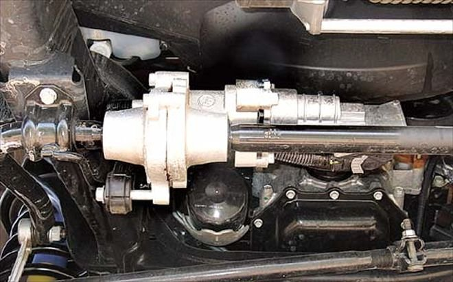TRD sway bar quick disconnect | Toyota Tundra Forum