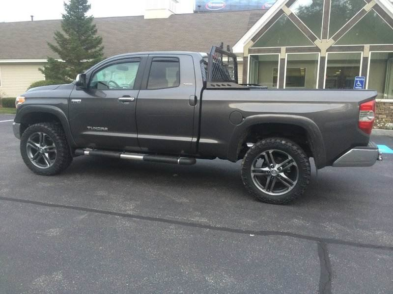 Official Tundra Wheel And Tire Setups Pics And Info