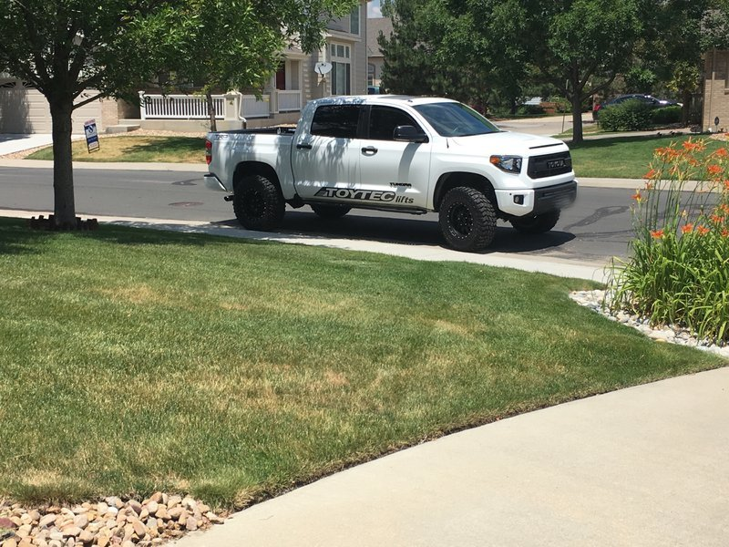 33s or 35s | Toyota Tundra Forum