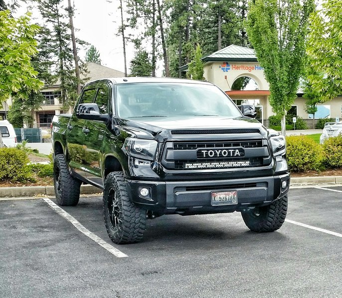 New To The Forum 2015 Crewmax Fox Suspension Toyota