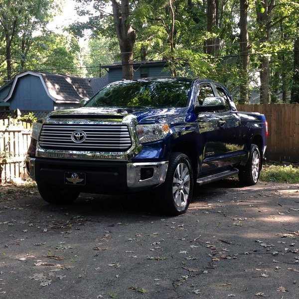 Too Chrome Or Not Toyota Tundra Forum