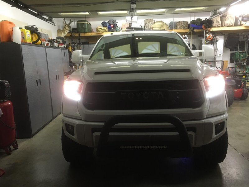 2015 Toyota Tundra Towing Mirrors >> Marker Lights On Tow Mirrors Won T Work Toyota Tundra Forum