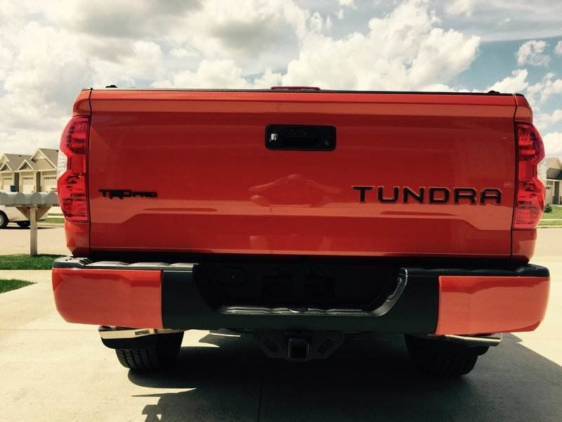 HELP Hood And Bed Decals For TRD PRO Toyota Tundra Forum - Truck bed decals custom
