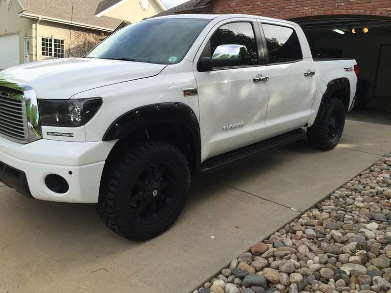 Fender Flares And Paint Protection Toyota Tundra Forum