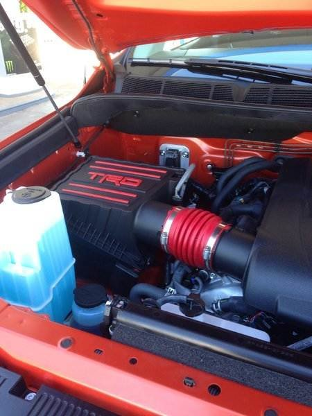 Cold Air Intake Recommendation Toyota Tundra Forum