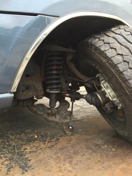 Lower Ball Joint Failure Toyota Tundra Forum