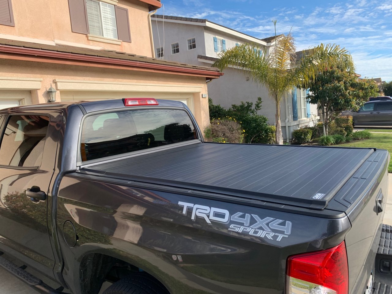 Gator Recoil Tonneau Cover Installed This Weekend Toyota Tundra