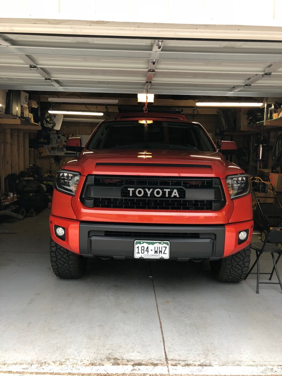 Toyota Tacoma 2015-2018 Service Manual: Main Switch Illumination Circuit