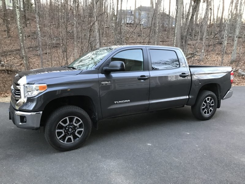 Crewmax Leveled With Bilstein Toyota Tundra Forum