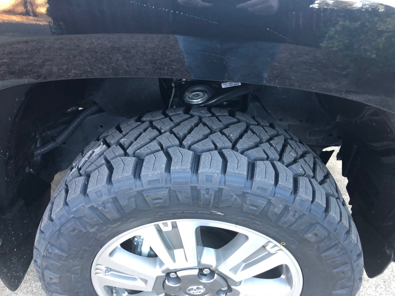 Santa Cruz Toyota >> Nitto Ridge Grapplers | Toyota Tundra Forum