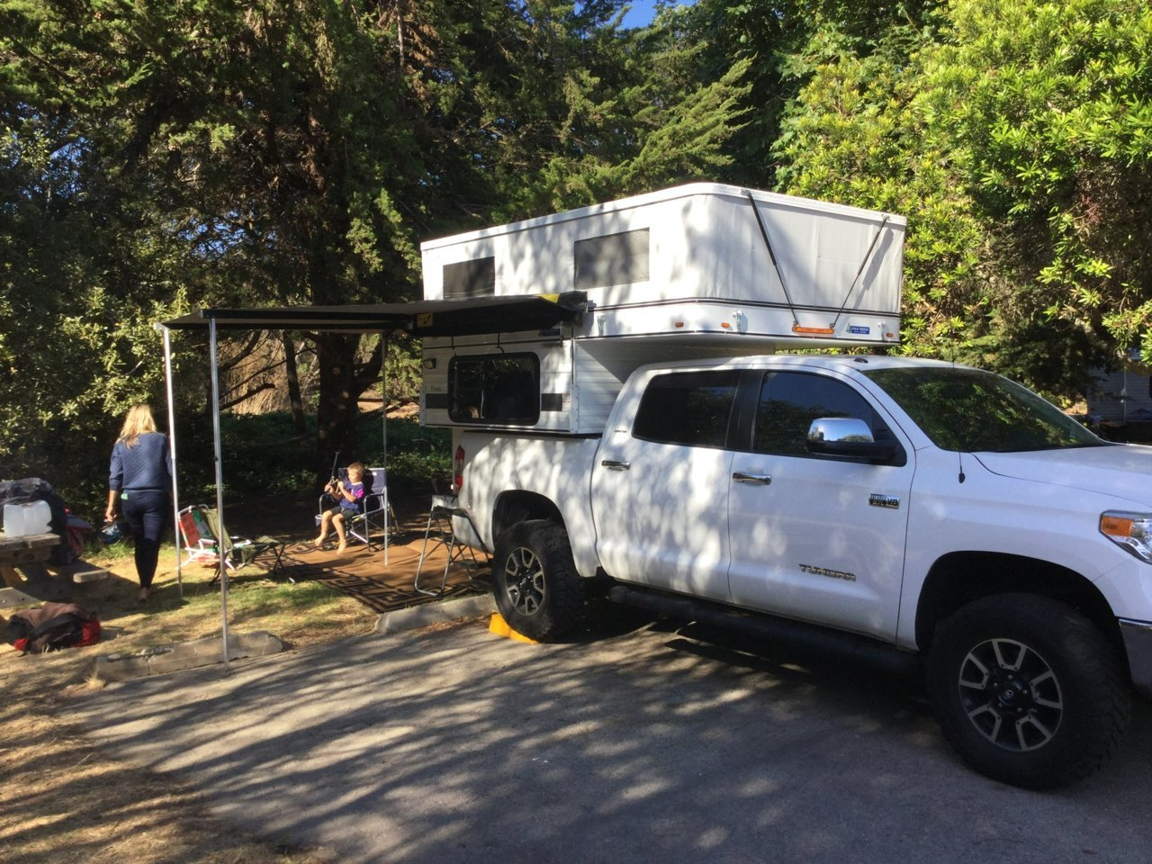 Let's see your Truck Campers (Go Fast Campers, FWC, Alaskan