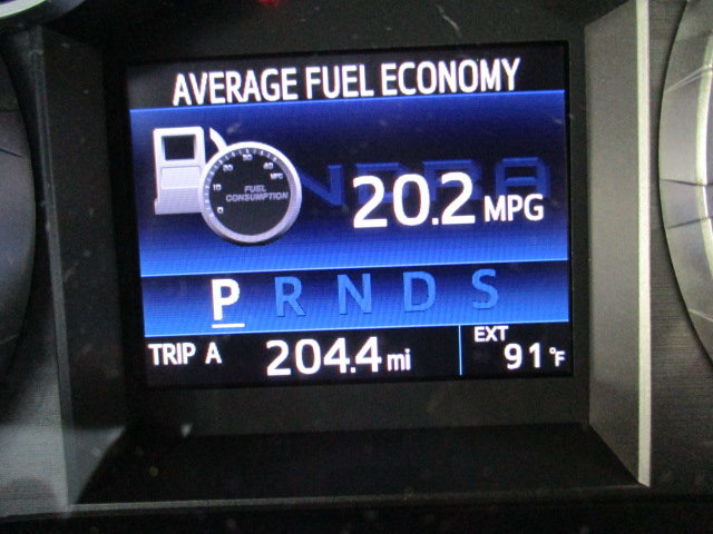 Consider, Post op tranny mpg good luck!
