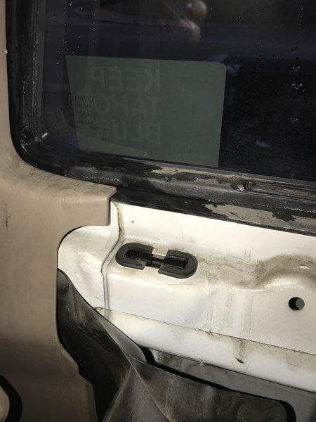 Toyota Tundra Rear Window Replacement >> Water Leak Rear Seat Toyota Tundra Forum