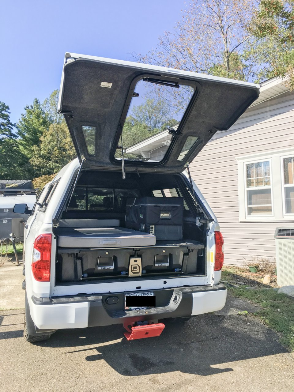 Has Anybody Done A Camper Shell Conversion Build Toyota Tundra Forum