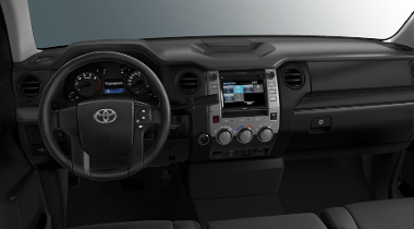 Black Oem Interior Trim Toyota Tundra Forum