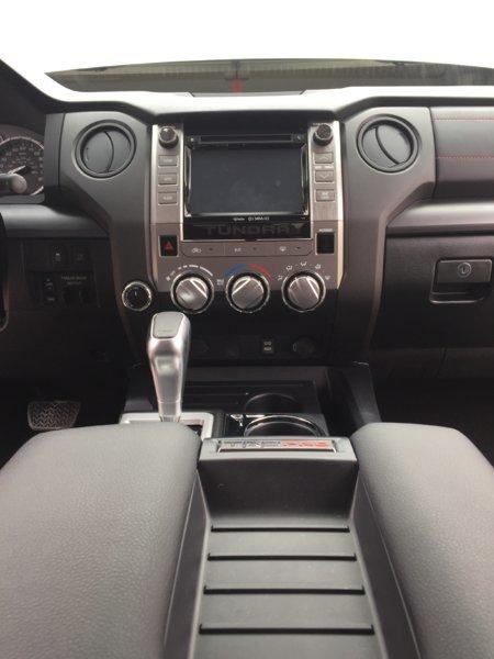 Black OEM Interior Trim | Toyota Tundra Forum