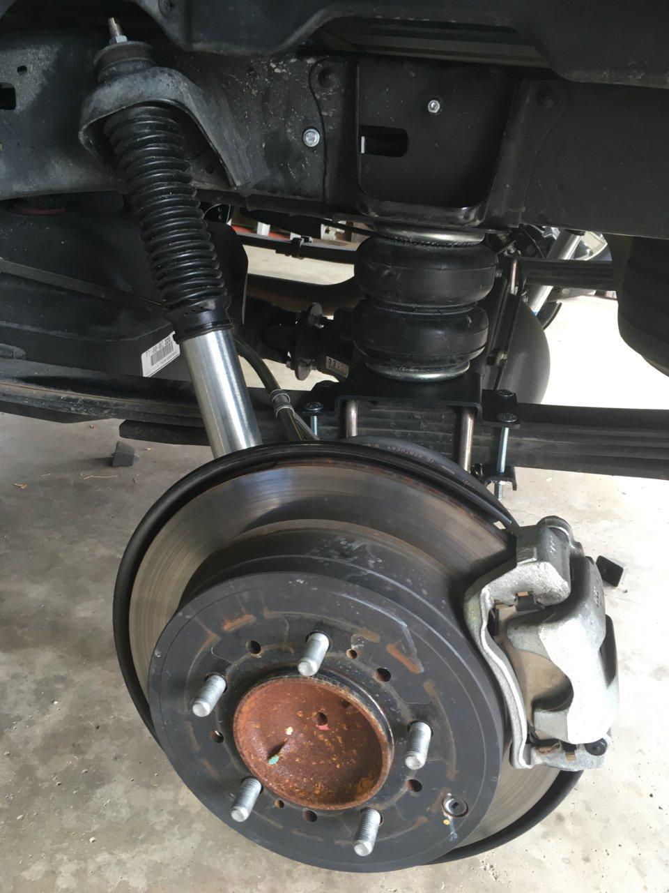 Firestone Airbag Kit W27602445 Ride Rite Kit Digital Air