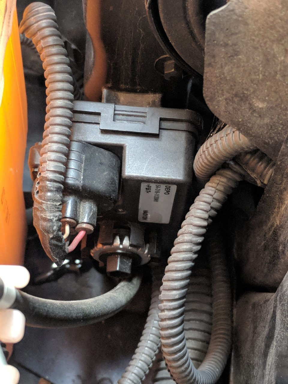 Buzzing From Headlight Question Toyota Tundra Forum Electrical Wiring Home Circuit Breaker Img 20171110 100215