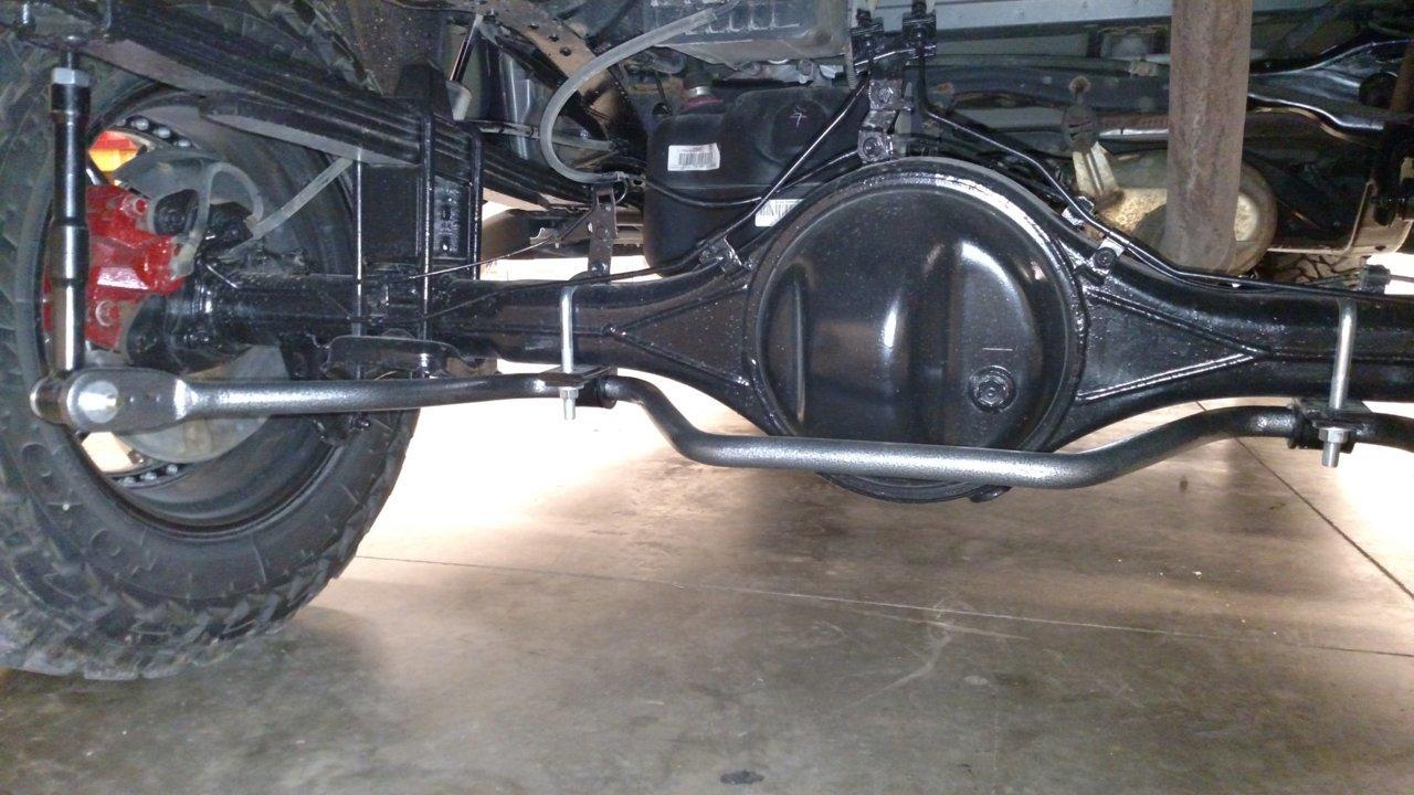 Hellwig rear sway bar | Toyota Tundra Forum