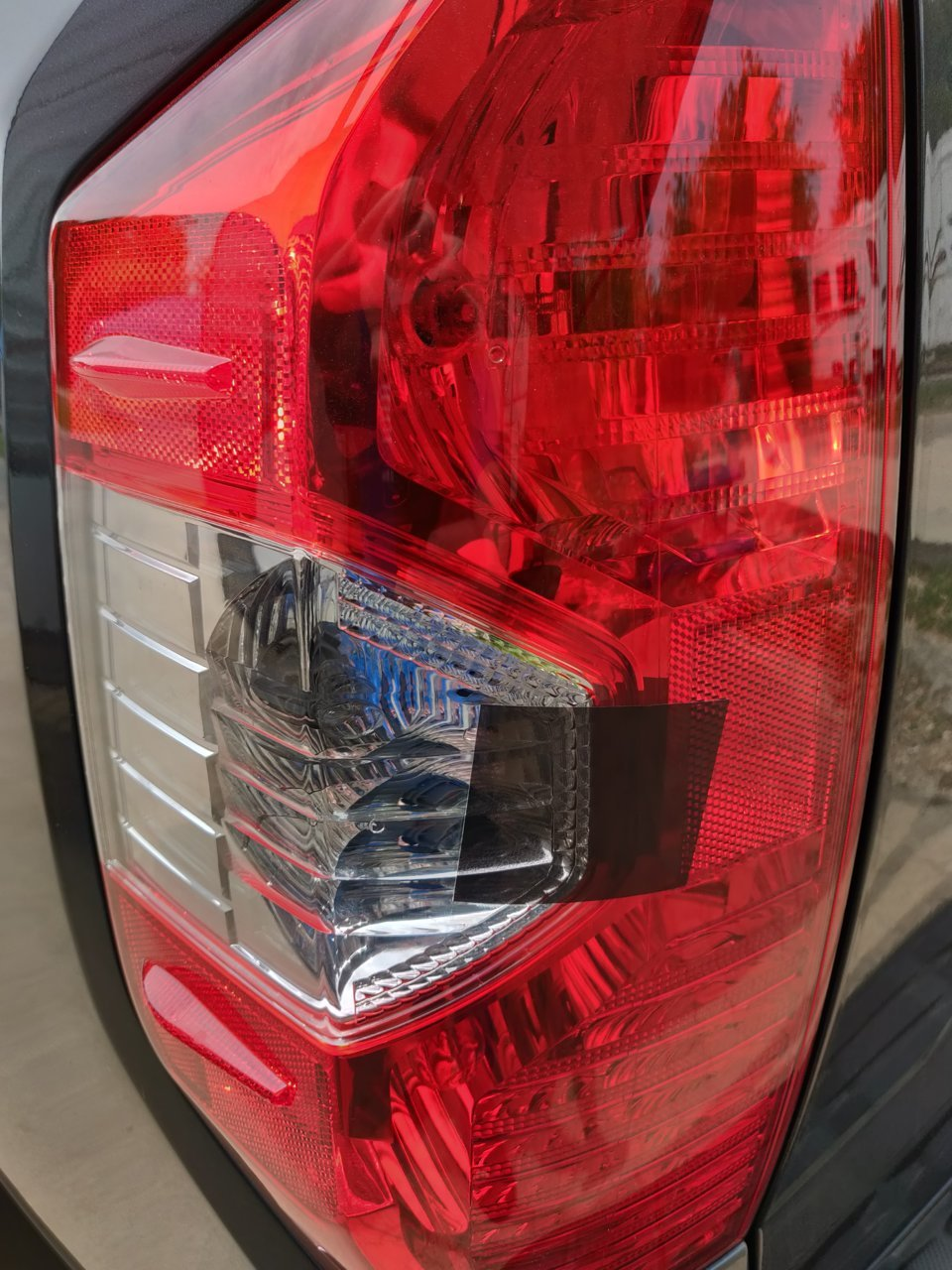 Tail light tint ? Anyone tried anything like this? Results