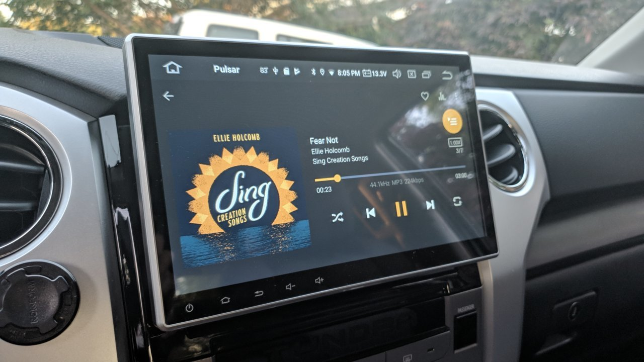 Dasaita Android Head Unit | Page 8 | Toyota Tundra Forum