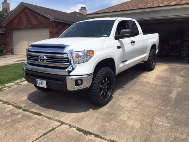 Baby got new shoes | Toyota Tundra Forum