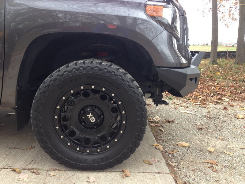 Let S See Those Black Rims Toyota Tundra Forum