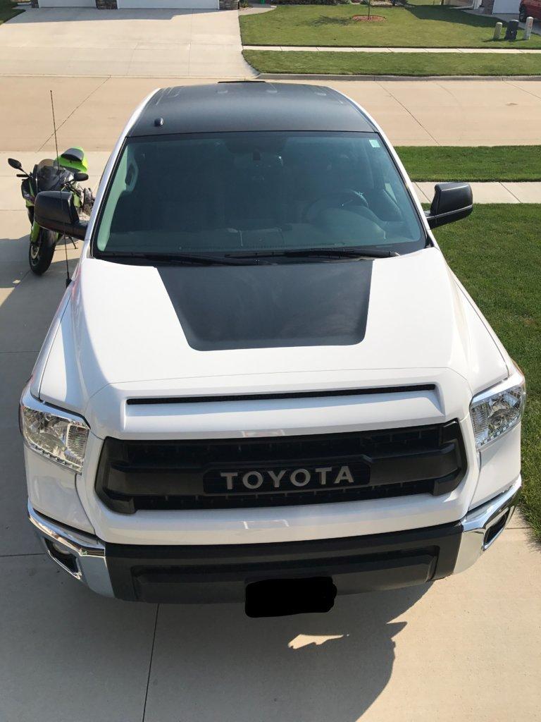 Vinyl Roof Wraps Toyota Tundra Forum