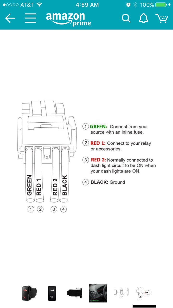 Led Light Strip Wiring Toyota Tundra Forum 06 Fuse Diagram Img 2694