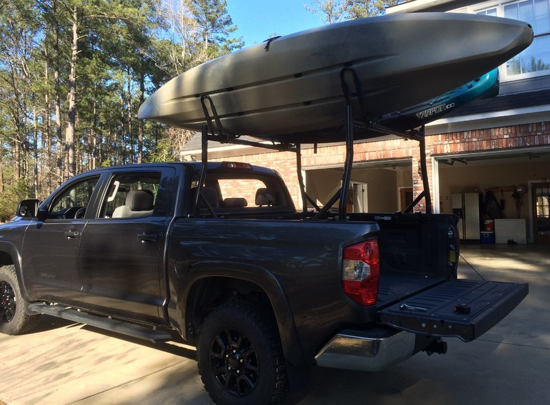 Kayak Rack Toyota Tundra Forum