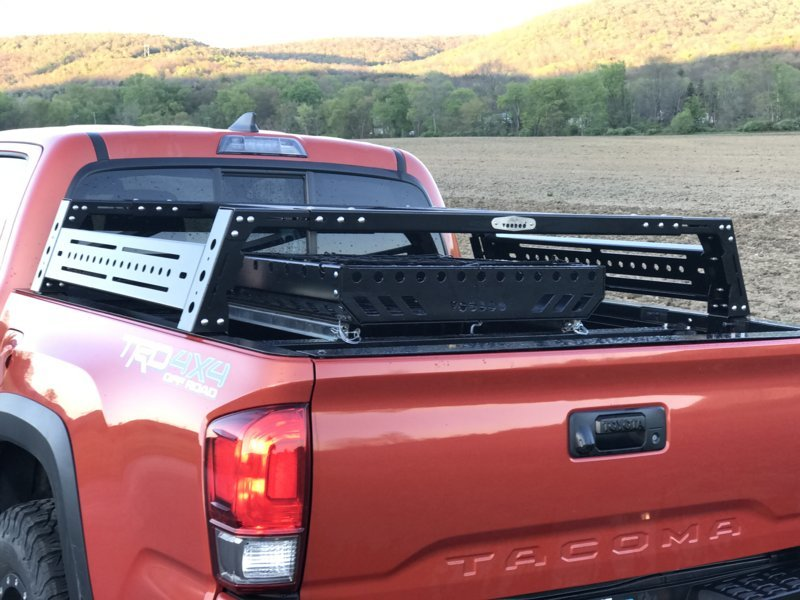 2017 Tacoma Sr5 >> KB Voodoo now has a Bed Rack for Tundras!!   Toyota Tundra ...