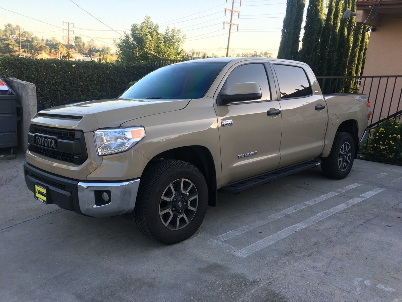 2017 Go Rhino Rb10 or RB20 on 2018 Crewmax | Toyota Tundra ...