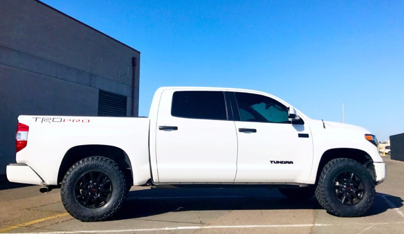 Toyota Tundra Supercharger >> The Great White Orca / TRD Pro | Toyota Tundra Forum