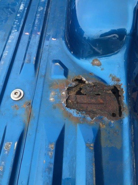 Rust Repair Recommendations | Toyota Tundra Forum